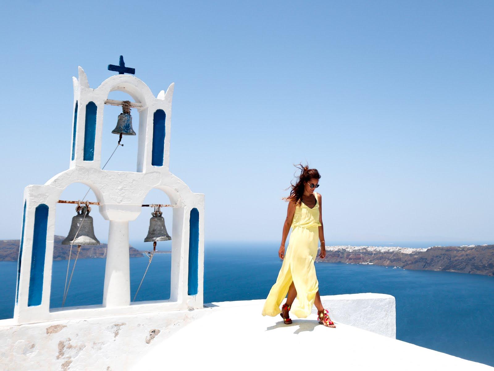 Instagram Spot Santorini