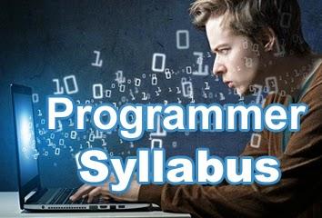 Kerala PSC Programmer Syllabus