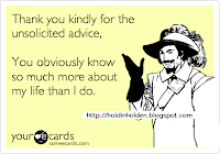 Image result for stupid people giving stupid advice