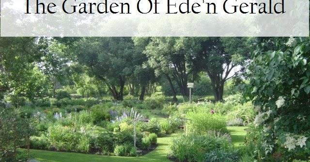 Manitoba Gardens Featured Garden The Garden Of Ede 39 N Gerald