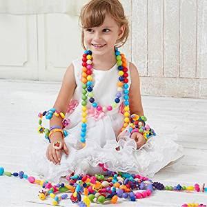 Pop art beads