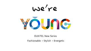 Oukitel تعلن هاتف جديد OUKITEL