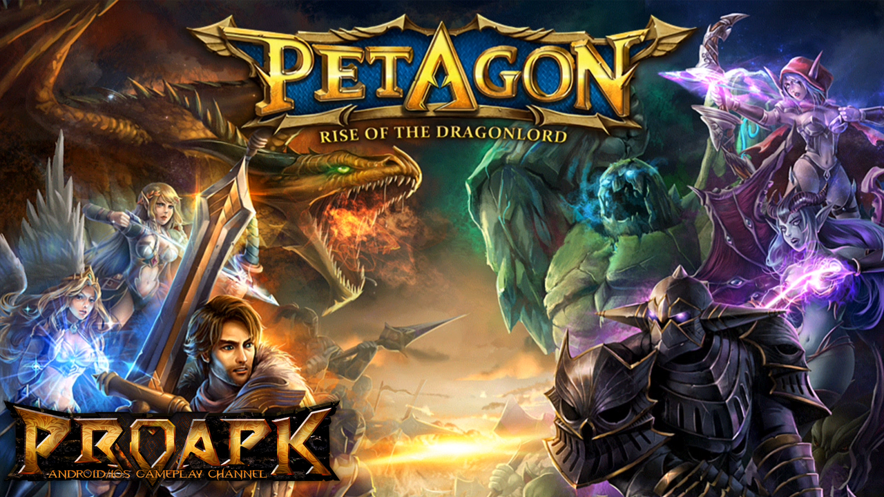 Petagon: Rise of the Dragonlord