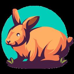 logo kelinci hd