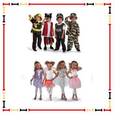 Kids Fancy Dress Outfits