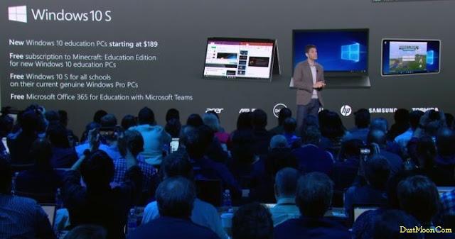 Windows10s Presentación