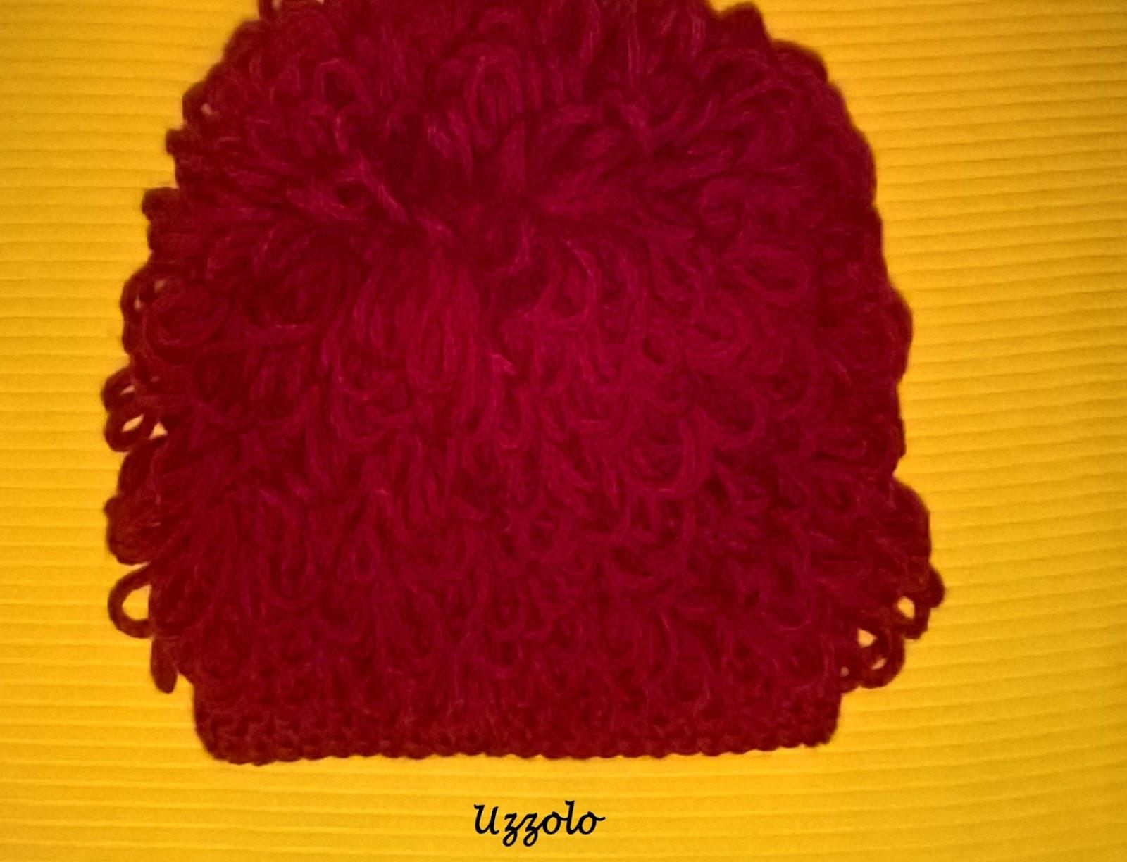 Uzzolo Cappelli A Uncinetto Molto Originali