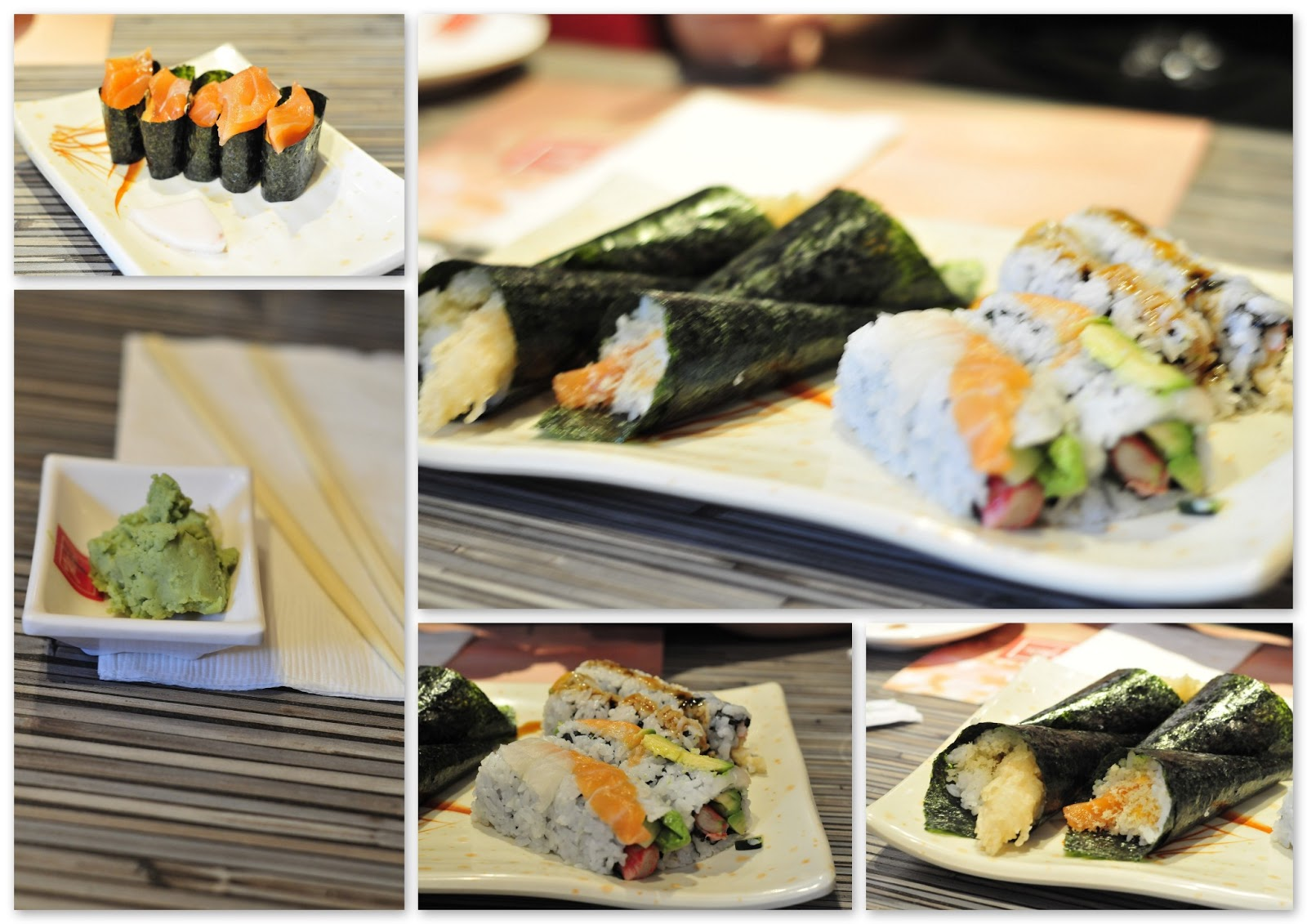 Ye S Sushi Kitchener