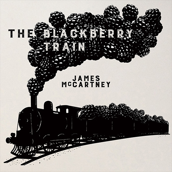 James McCartney publie son deuxième album «The Blackberry Train»