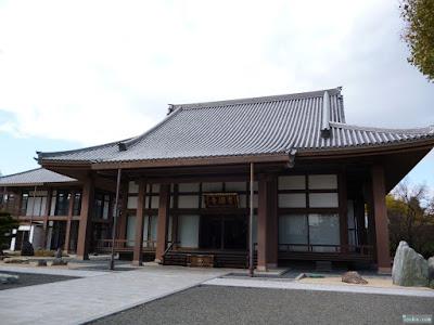 凌雲山崇禅寺本堂