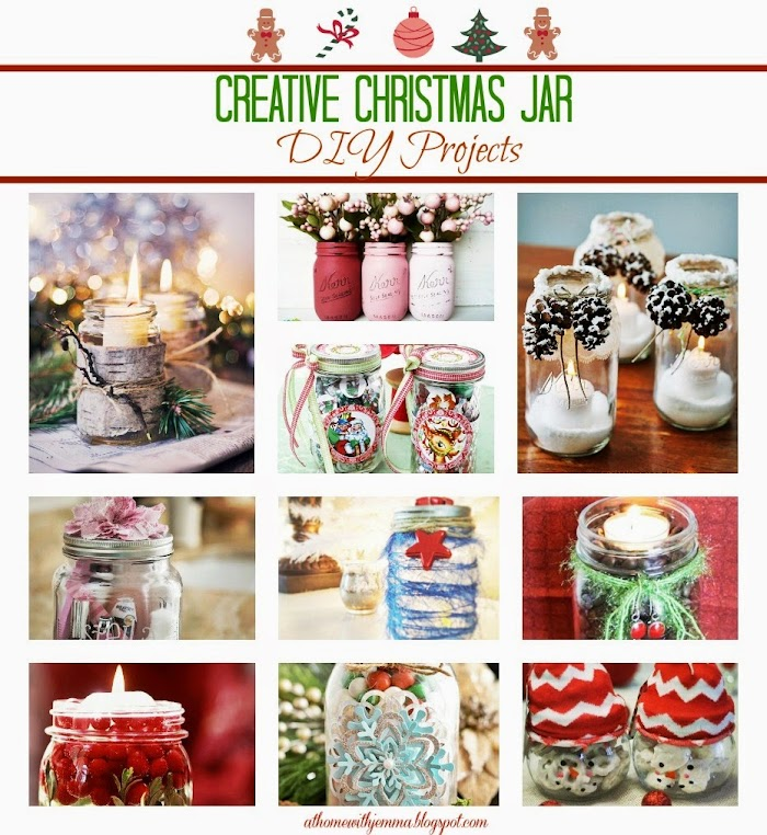 Creative Christmas Jar Projects