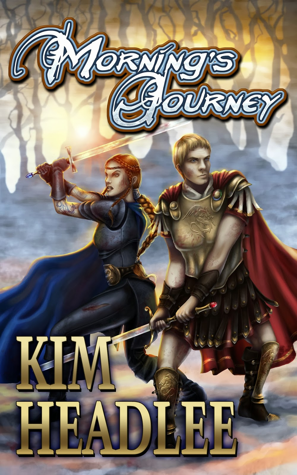 Morning's Journey by Kim Headlee