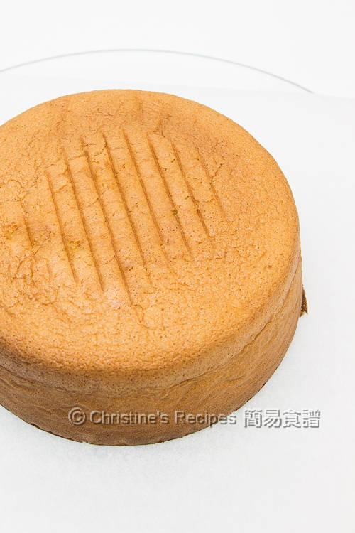 海綿蛋糕 Sponge Cake02