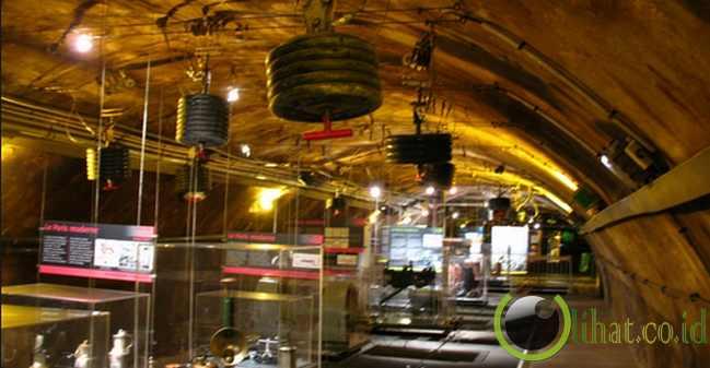 Paris Sewer Museum, Prancis