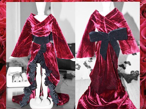 Membuat Fashion Doll