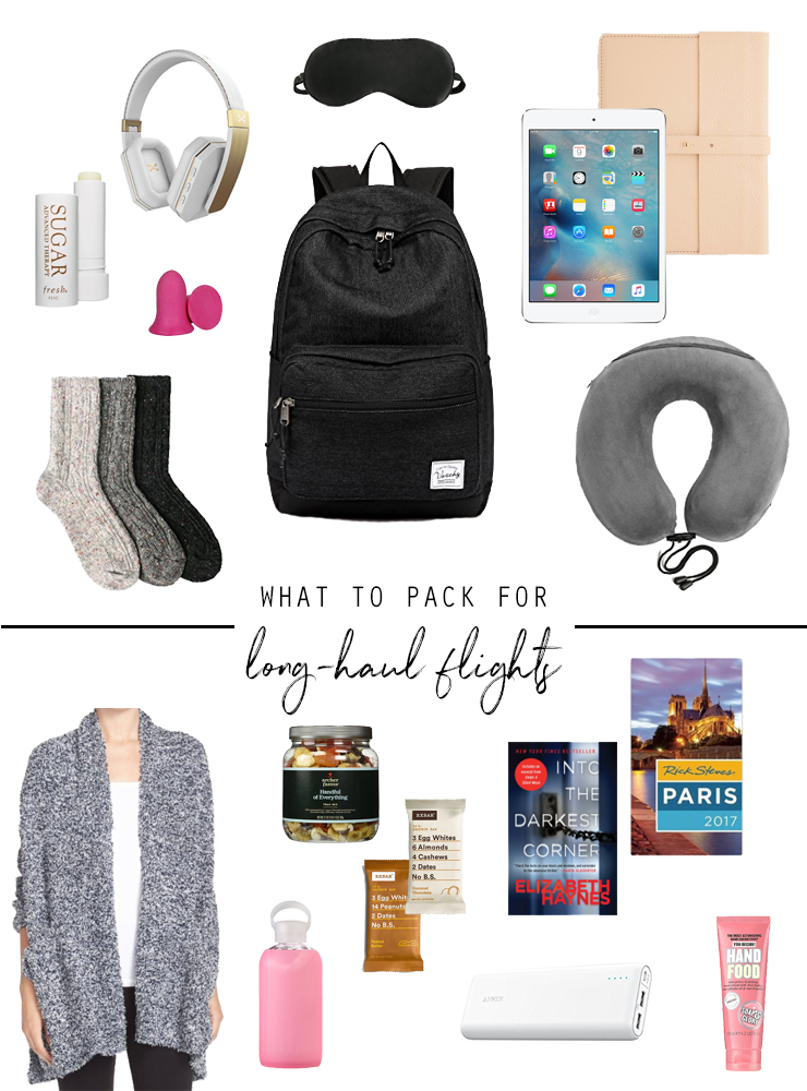 Honeymoon Review: What I Packed For Our Long Flights – Lauren Loves