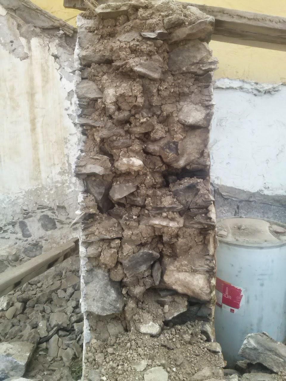 Muros de piedra - Muro de piedra natural ...