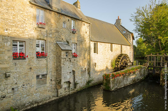 Viaje Bretaña y Normandia diario blog bayeux