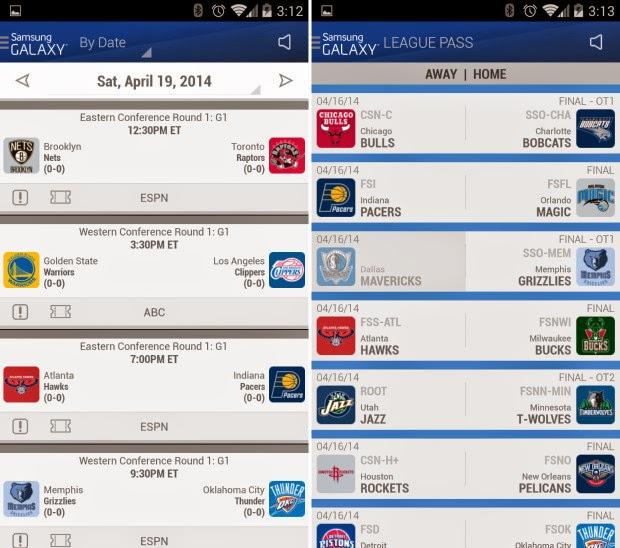 Smart Choice Samsung Galaxy: How To Watch Live Match