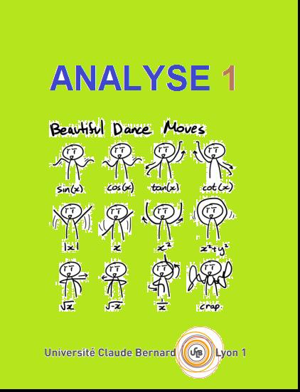 Cours : Analyse 1 - L. Pujo-Menjouet PDF