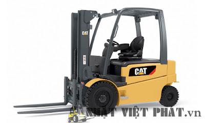 Đồng Nai cho thuê xe nâng hàng Cat