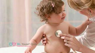 الفحص الطبي الجيد للطفل