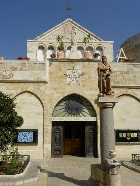 Church of St Catherine Bethlehem