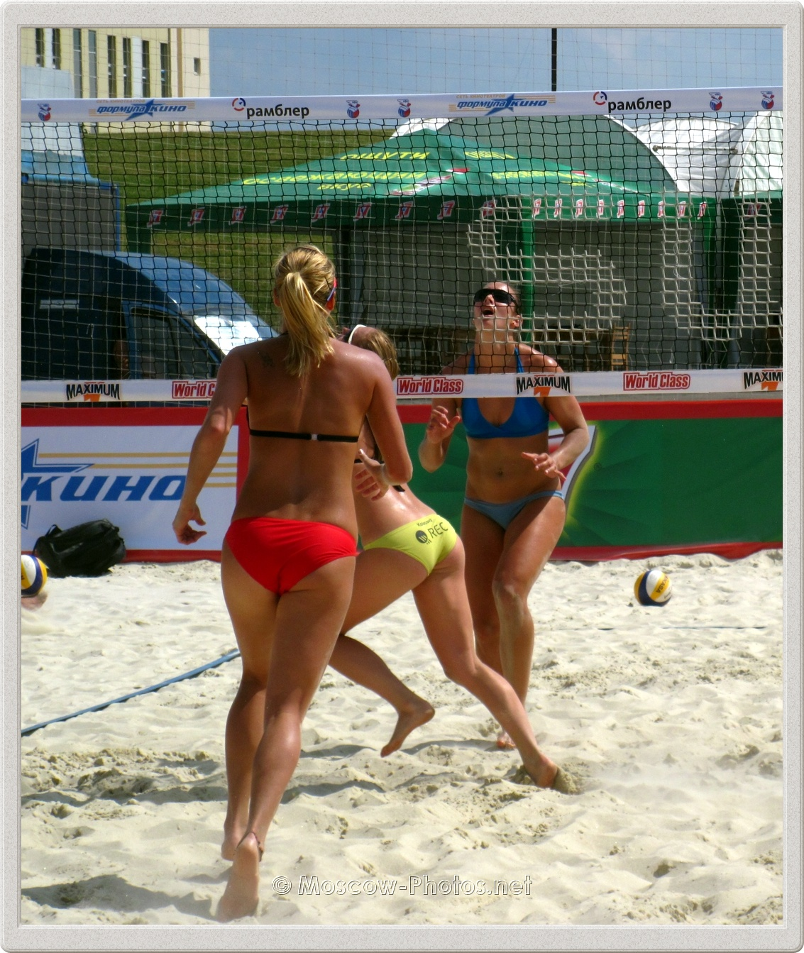 Chech Beach Volleyball  Team