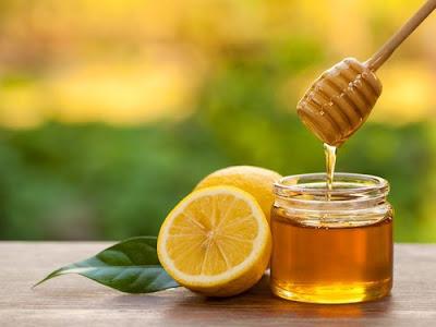 limpiar las arterias con miel y limon