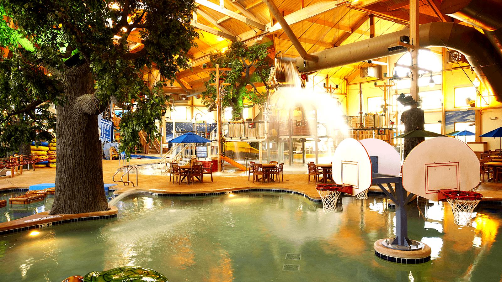 Adventureland Indoor Water Park Trip To Park