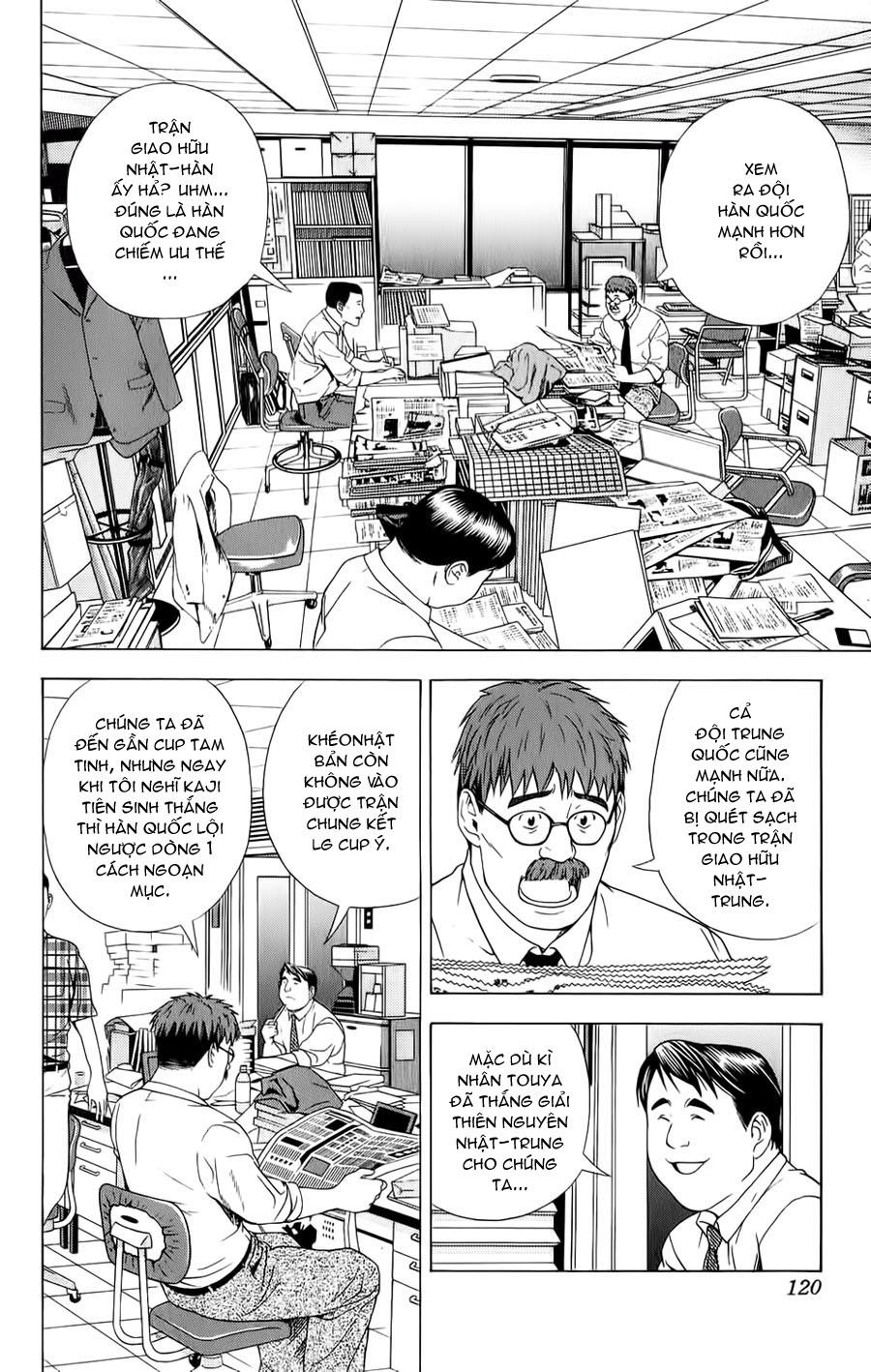 Hikaru No Go hikaru no go chap 75 trang 2