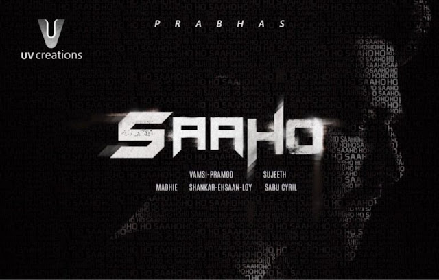 Saaho Movie Poster HD Wallpapers