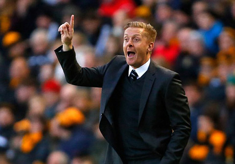 SWANSEA CITY - Garry Monk