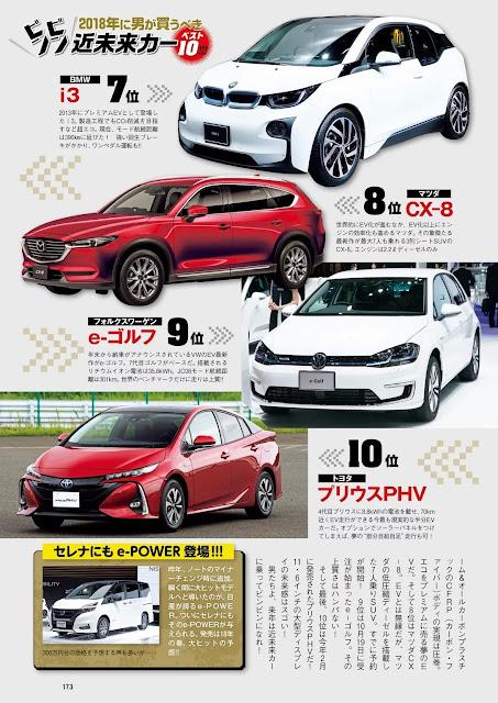 Future Car Weekly Playboy No 49 2017 Photos