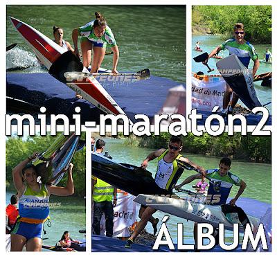 Piragüismo Aranjuez Maratón Corto España