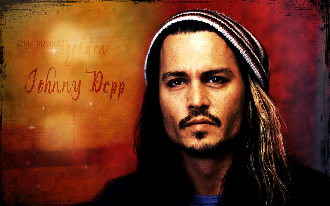Latest Hollywood Hottest Wallpapers: Johnny Depp Desktop
