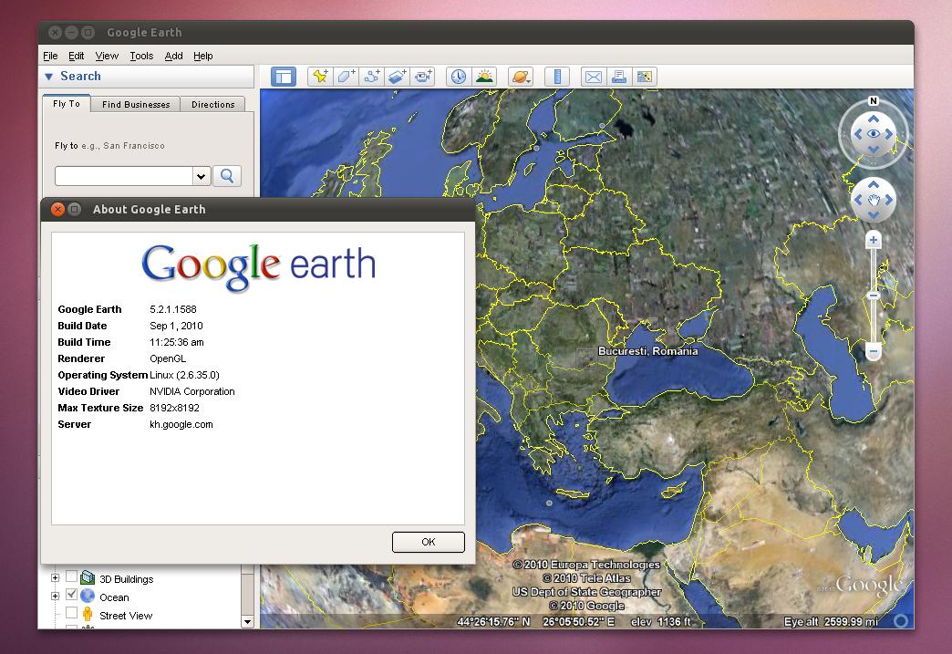 How to install Google Earth in Ubuntu/Linux Mint etc (64bit