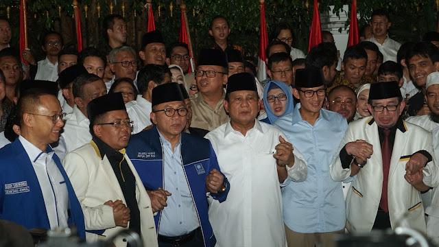 Salim Segaf Yakin Prabowo-Sandi Menang di Pilpres 2019
