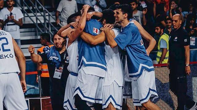 Πρωταθλήτρια Ευρώπης ΕθνΠρωταθλήτρια Ευρώπης η Εθνική Νέων Ανδρών - Νίκησε 65-56 το Ισραήλική Νέων Ανδρών - Νίκησε 65-56 το Ισραήλ