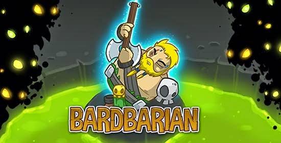 Bardbarian Golden Axe Edition
