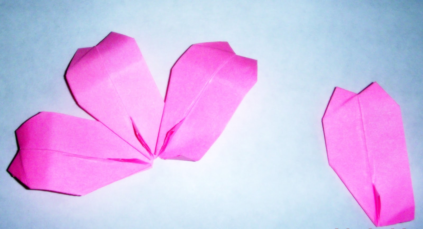 Origami: Origami Cherry Blossom - photo#9