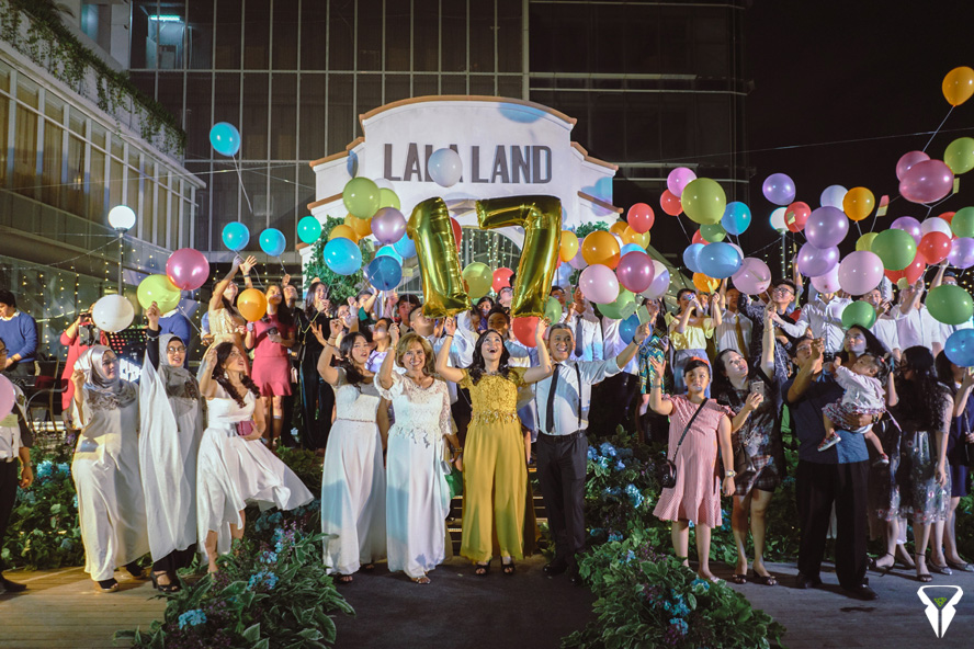 """La La Land"" - Gaby's sweet 17th by Jetset EO Surabaya"