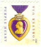 Purple Heart Medal 2012