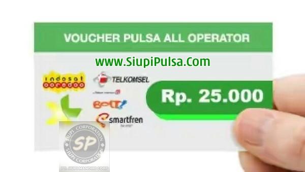 SiupiPulsa.com PT Siupi Mandiri Corp Voucher Pulsa Elektrik Online Termurah