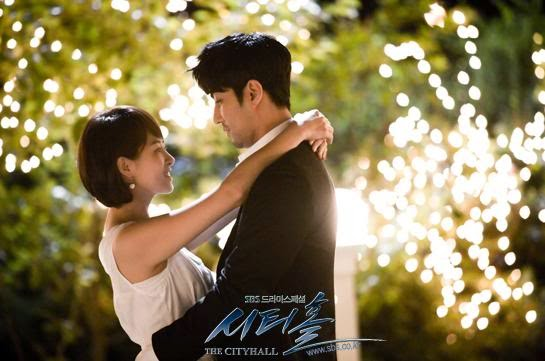 City Hall best kdrama 2009, korean drama withdrawals Kim Sun Ah, Cha Seung Won best