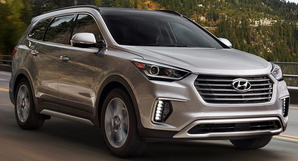 hyundai santa fe 2018.  2018 throughout hyundai santa fe 2018 d