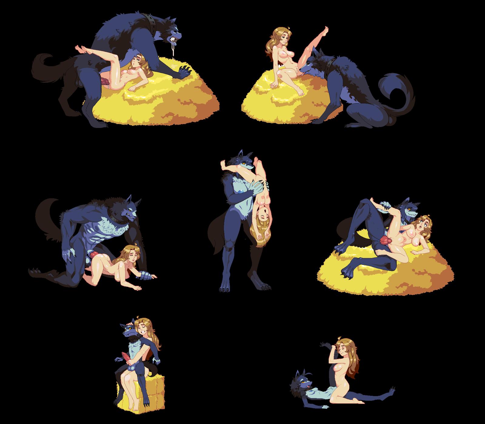 breeding season animations