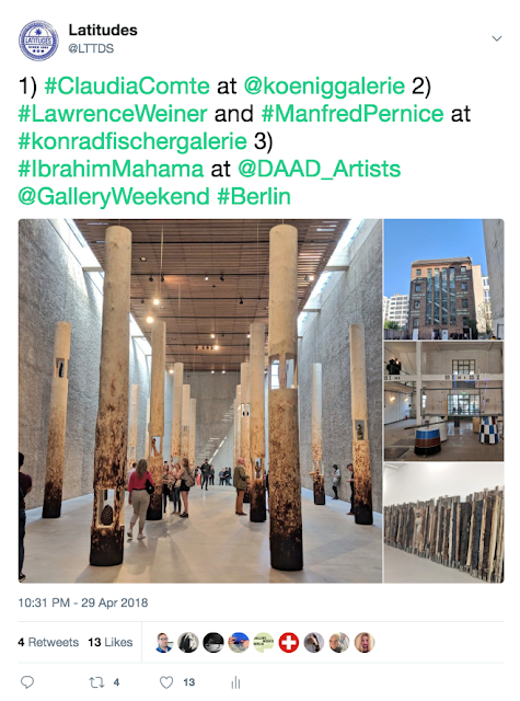 96e793e5c5 23–29 May 2018: Trip to London to visit +35 exhibitions, friends, and  family – highlights below, full photo report here. Short day trip to  Oxford's Pitt ...