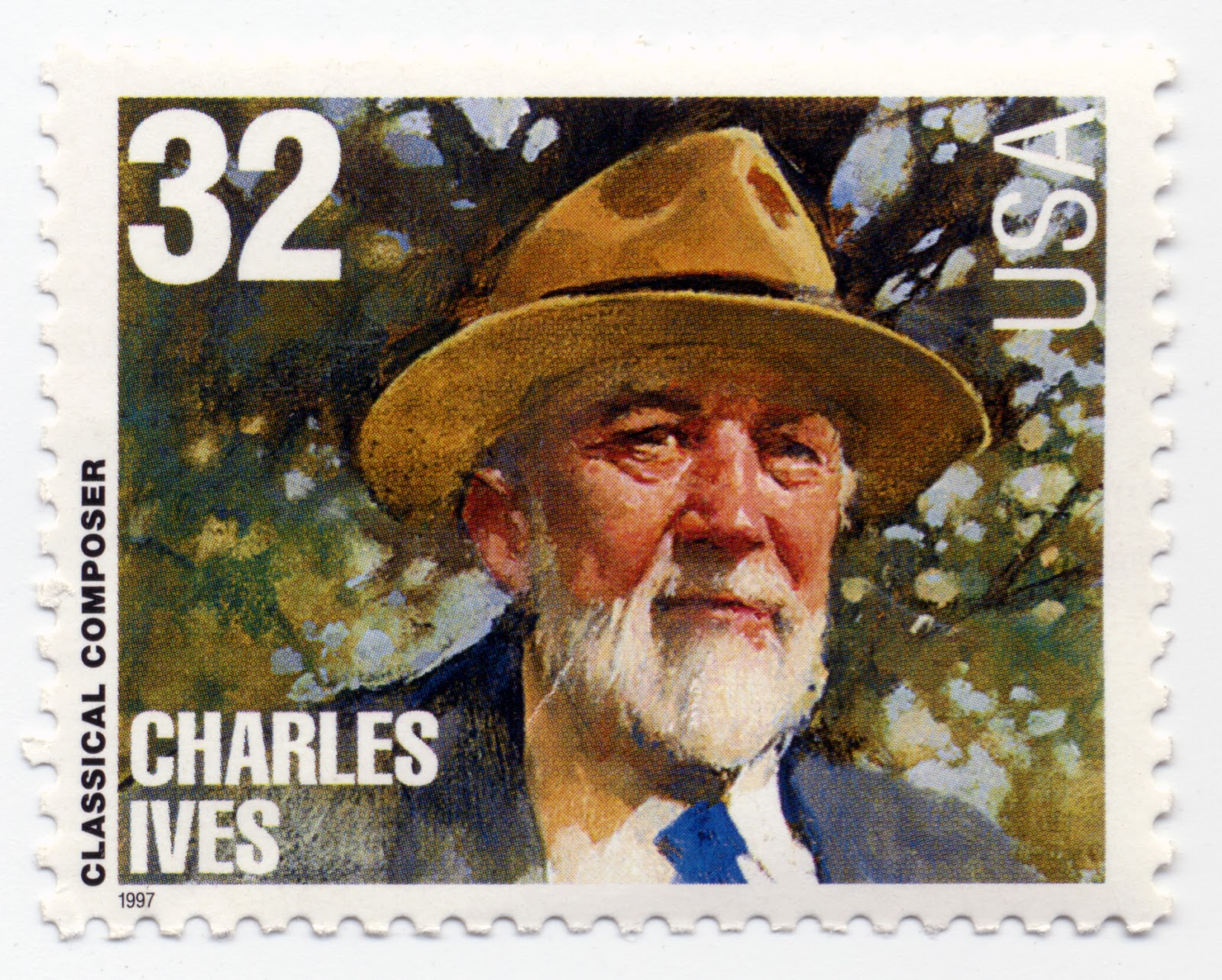 """charles ives essays The unanswered question by charles ives, charlie rutlage by charles ives, """"bess, you ais my woman now essays faqs search for: search essay info: 638 words."""