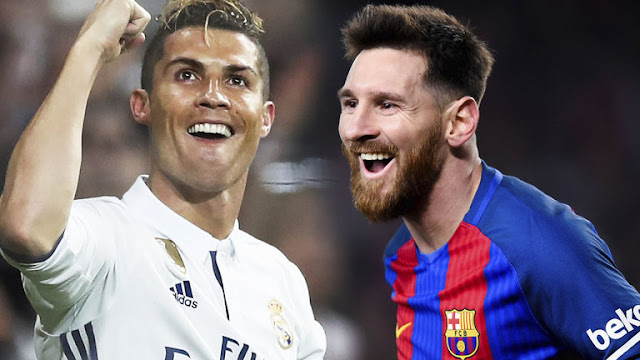CR7 Cristiano Ronaldo And Lionel Messi